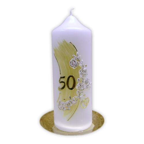 Goldene Hochzeit 404 Kerzenshop Friebe